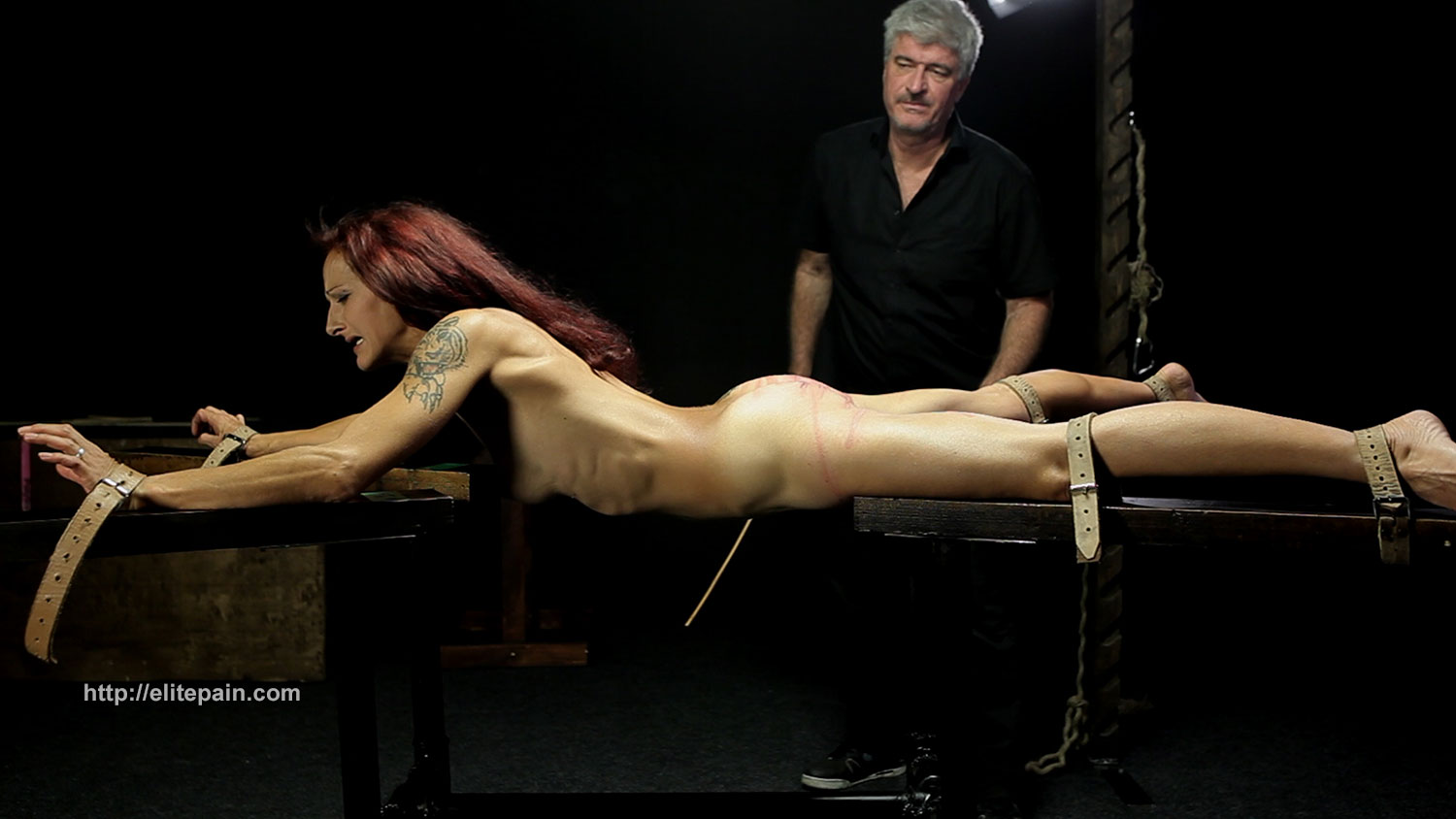 Hard corporal punishment for sophia 9